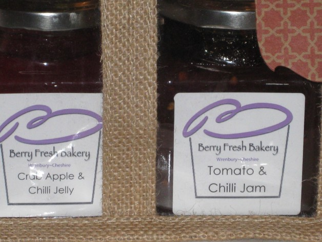 Tomato & Chilli Jam – enjoyed at the Houses of Parliament