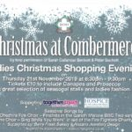 Christmas at Combermere Charity Event